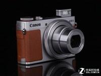 3倍光学变焦镜头 佳能G9X II拥有高画质
