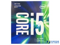 CPU选哪个好?Intel 酷睿i5-7600够你用