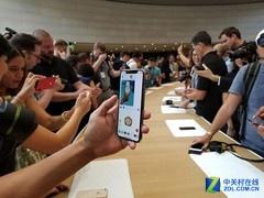 iPhone X下周就能预约了 分析师上调了苹果评级