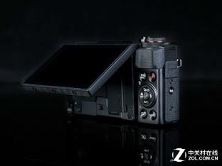 DIGIC7处理器 佳能G7X II京东会员特价