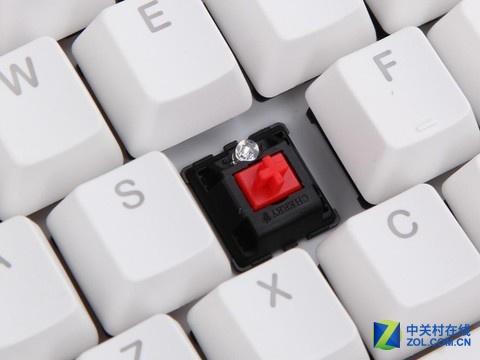 机械键盘的美 不玩游戏的人是不会懂的