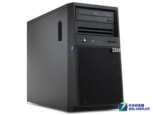 免费赠送豪华键鼠 IBM x3100 M4仅6100