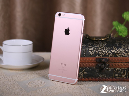 玫瑰金也有现货 苹果6s plus商家促销中