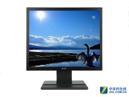 画质细腻 Acer V176L显示器售价680元
