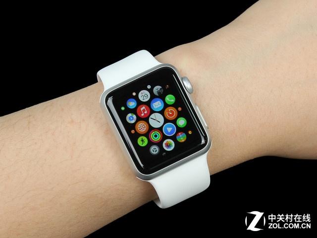 苹果新专利曝光:Apple Watch2配摄像头?