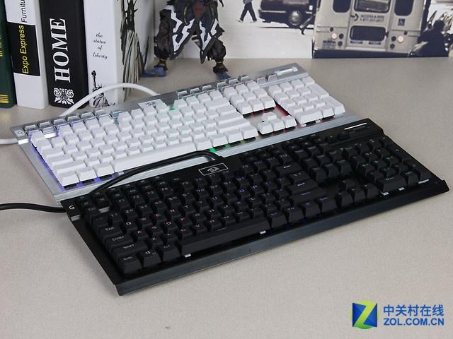 紫轴初露锋芒 红龙镇魂机械键盘499元