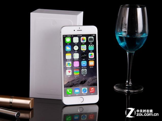 行货今日预约 港苹果iPhone6 Plus降价