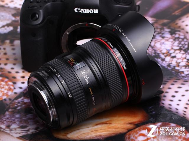 价廉物美 EF24-105mm f4L镜头游走京城