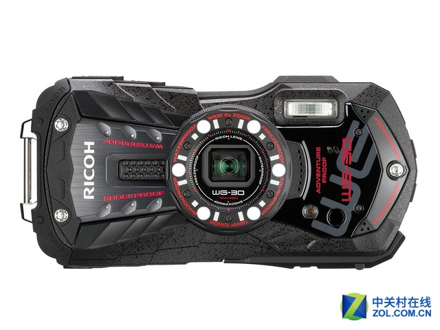 户外三防相机 理光WG-30仅售1399元
