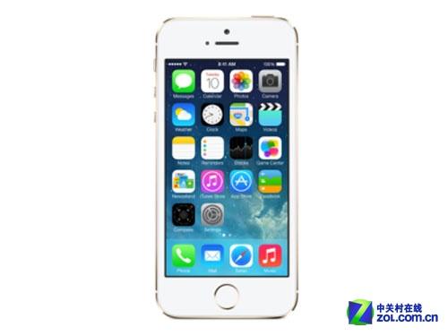 支持指纹识别  苹果5s港版促销1180元