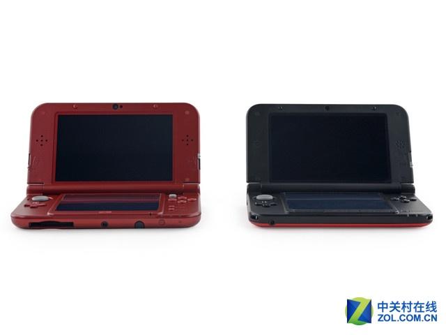 性能提升更快 任天堂New 3DS XL促销