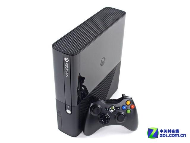舒适流畅运行 微软 Xbox360 E 售1672元