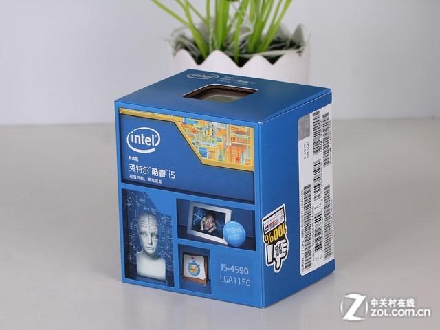 酷睿i5 4590 包装图