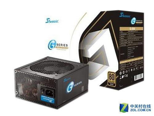 每日值得买  海韵G-550金牌电源热卖
