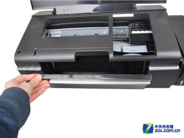 epson830打印机电路图