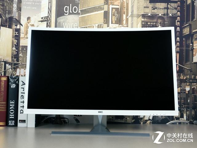 """达人在线:HKC曲面显示器改变""""视界"""""""