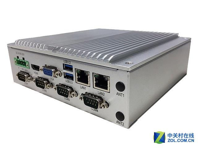 研华推出首款Intel® Core i7无风扇嵌入式工控机