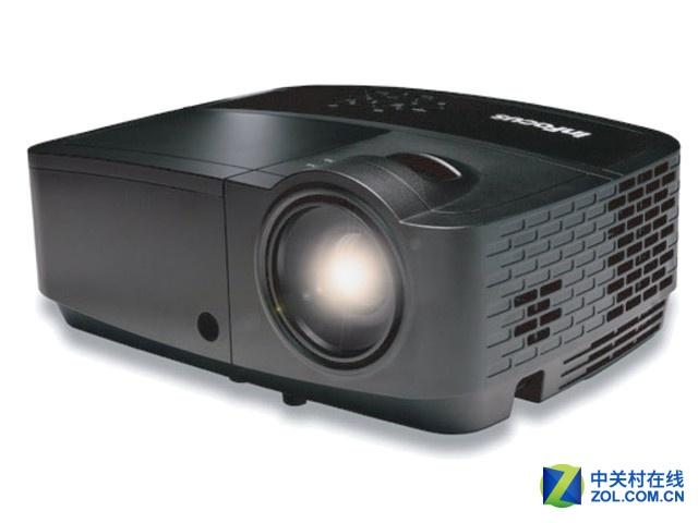 富可视IN2124x互动投影机售价19999元