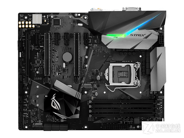 猛禽来袭 STRIX Z270F GAMING售1799元