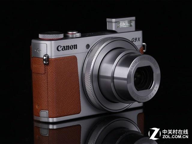 两千万像素高画质 佳能G9X II小而强悍