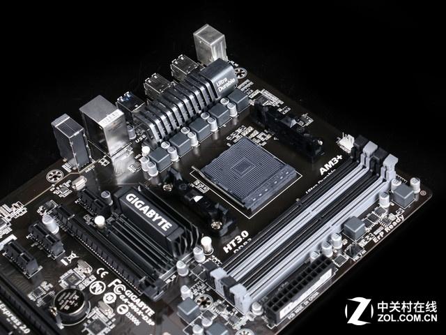 无惧2K压力 技嘉990X-D3P主板新品评测