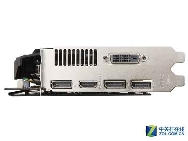 功能丰富 GTX 1060 6G DUKE 售2169元