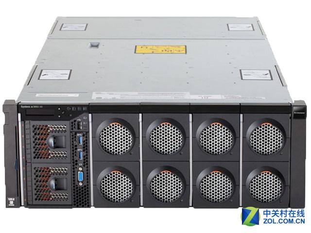 高效可扩展 IBM x3850 X6服务器45000元