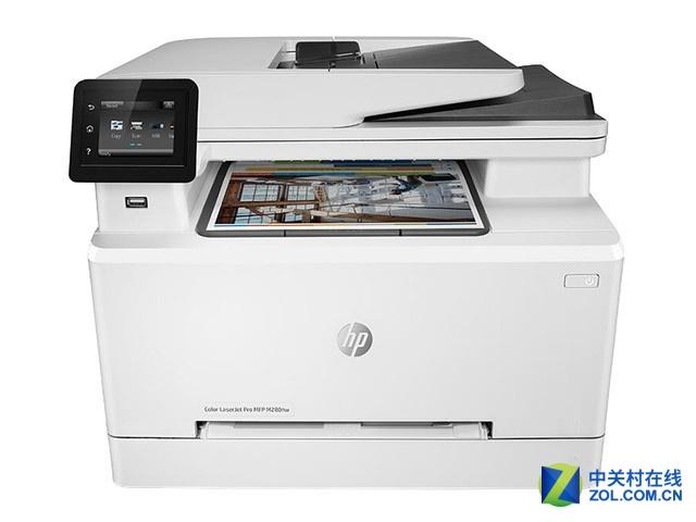 小巧机身 HP 280NW打印机售价3800元