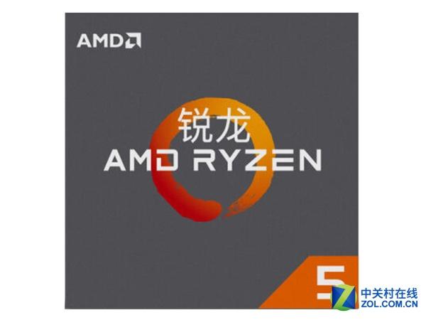 性能强悍 锐龙 AMD Ryzen 1600售1749元