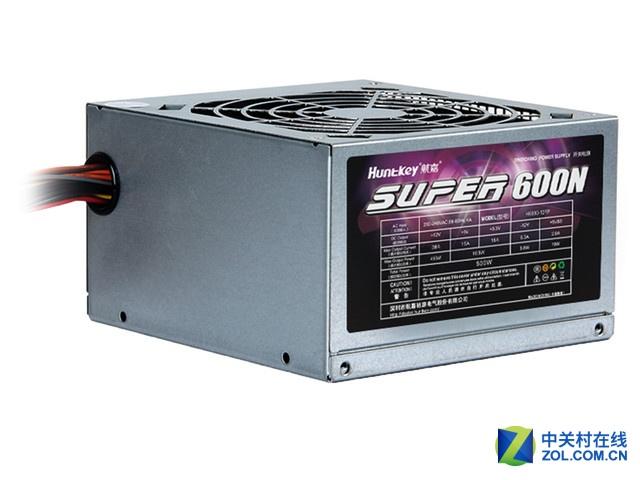 领券立减40 航嘉super600n电源天猫促