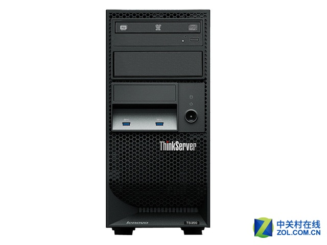 灵动迅捷 联想ThinkServer TS250服务器