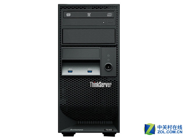 搭建快捷 联想ThinkServer TS250服务器