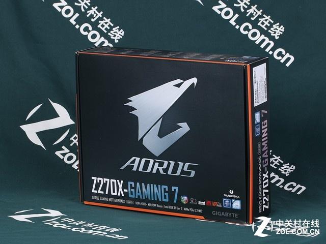高端时尚 AORUS Z270X-Gaming 7售2279
