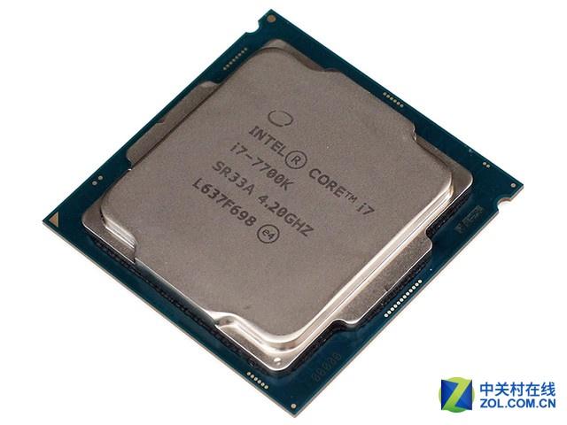 升级老平台 全新Intel七系处理器盘点