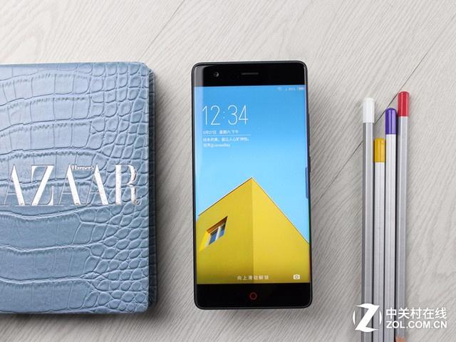关于努比亚Z17 十件其他手机不具备的事