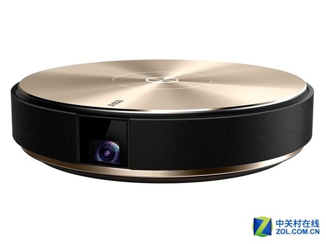 造型美观 坚果E9智能投影仪售价5999元
