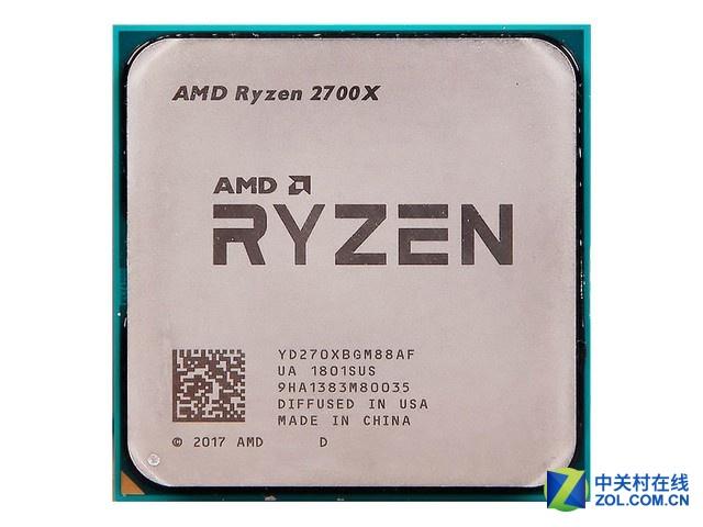 装机特价 Ryzen 7 2700X盒包售价2399元