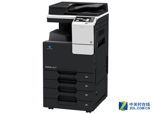 完美结合 美能达C266复印机售价14600元