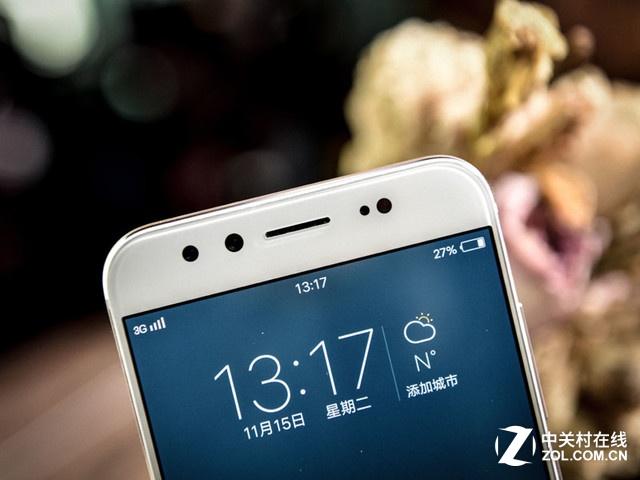 柔光双摄 vivo X9开启预定24日正式发售