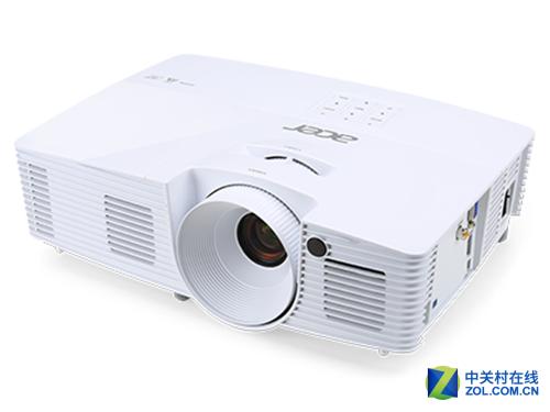 宏基家用宽屏投影仪X135WH促销3199元