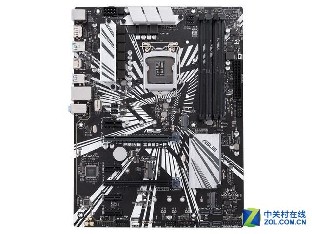 装机特价 华硕PRIME Z390-P售价1299元
