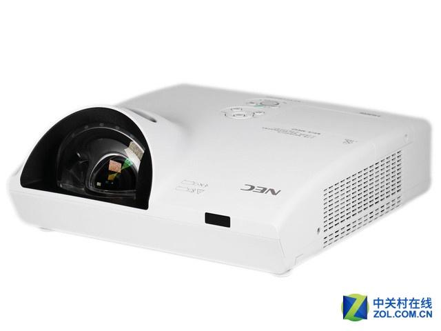 NEC CK4155W短焦投影机广州报6800元